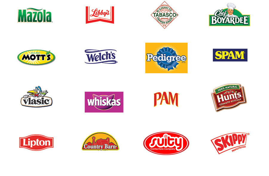 Our featured brands
